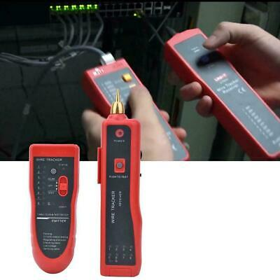 Underground Wire Locator Cable Tester For Telephone Line Network Cable