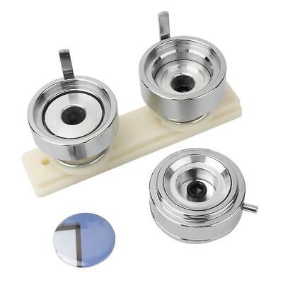 Buttonmaschine Badgemaker Buttonpresse Abzeichen Form DIY Buttonrohlinge 44mm (Abzeichen Button Maker Maschine)