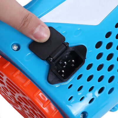 New 12V Portable Garden Agricultural Electric Sprayer Pesticide Insecticide Mist