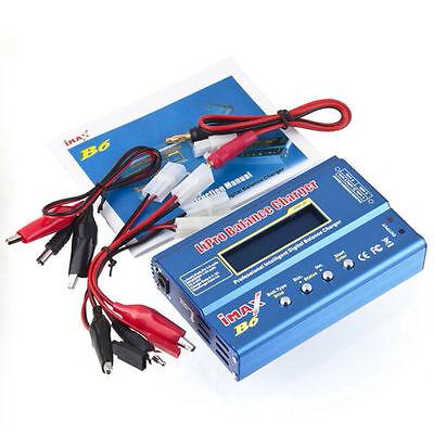 Imax B6 2S 3S 4S 6S 3 7V 7 4V 11 1V Lipo Ni Mh Life Rc Battery Balance Charger