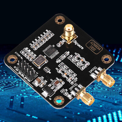 Ad9834 Dds Signal Generator Module Sinetrianglesquare Wave Generator 5.5v New
