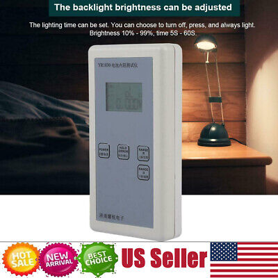 Lcd Digital Earth Ground Resistance Tester Meter 0.01m---200 Resolution