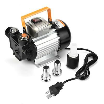 110V 16GPM AC Electric Self-priming Oil Fuel Transfer Pump Extractor