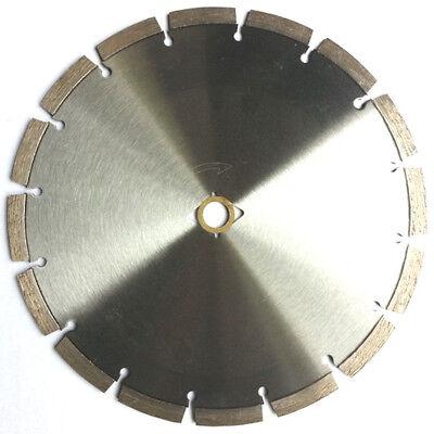 9 Diamond Saw Blade For Concrete Brick Block Pavers Masonry 10mm Seg Height