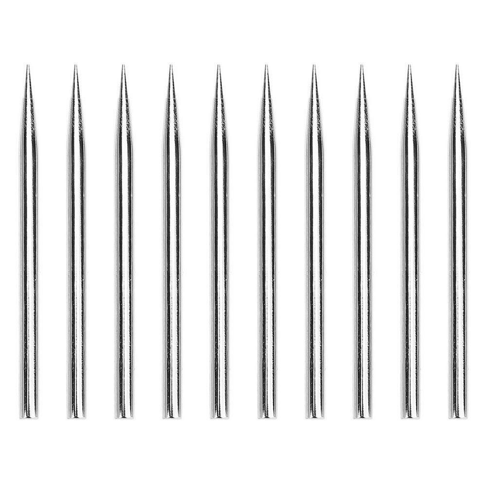 10pcs Lead-free Solder Tip Replacement Soldering Iron Tips W