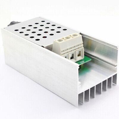 10000w 220v Ac Scr Motor Speed Controller Module Voltage Regulator Dimmer