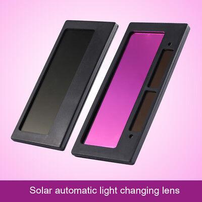 Solar Auto Darken Welding Helmet Clear Lens Google Cover Size 2 X 4 14 Usa