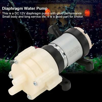 Dc 12v Mini Electric Diaphragm Water Suction Pump For Tea Machine Fish Tank
