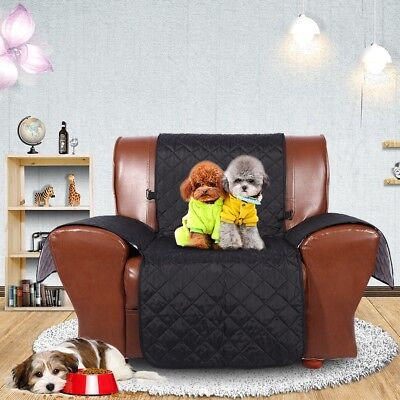 - 1 Seater Sofa Couch Cover Chair Pet Dog Kids Mat Furniture Protector Pet Mat Pad