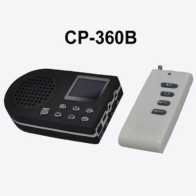 Hunting Bird Caller 10W Bird Whistle Speaker Amplifier Bird Sound Remote Control