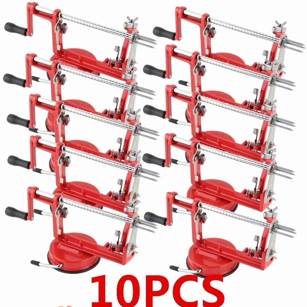 10x  fruit apple peeler corer ... Image 1