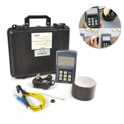 Leeb Hardness Tester Portable Metal Steel Hardness Meter Calibration Block New