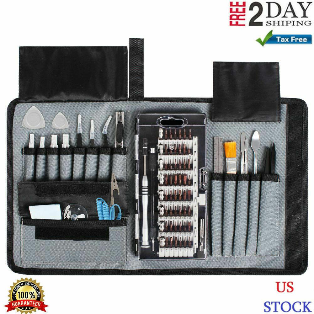 80 in 1 pro repair toolkit electronics