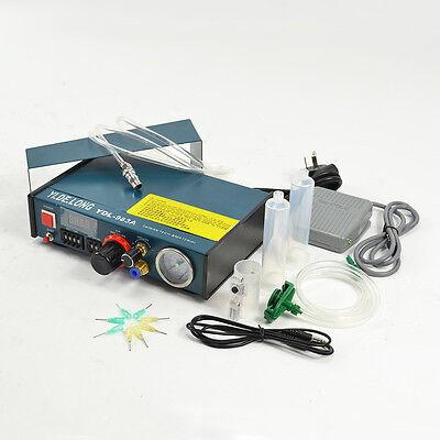 983a Updated Solder Paste Glue Dropper Liquid Dispenser Controller Automanual