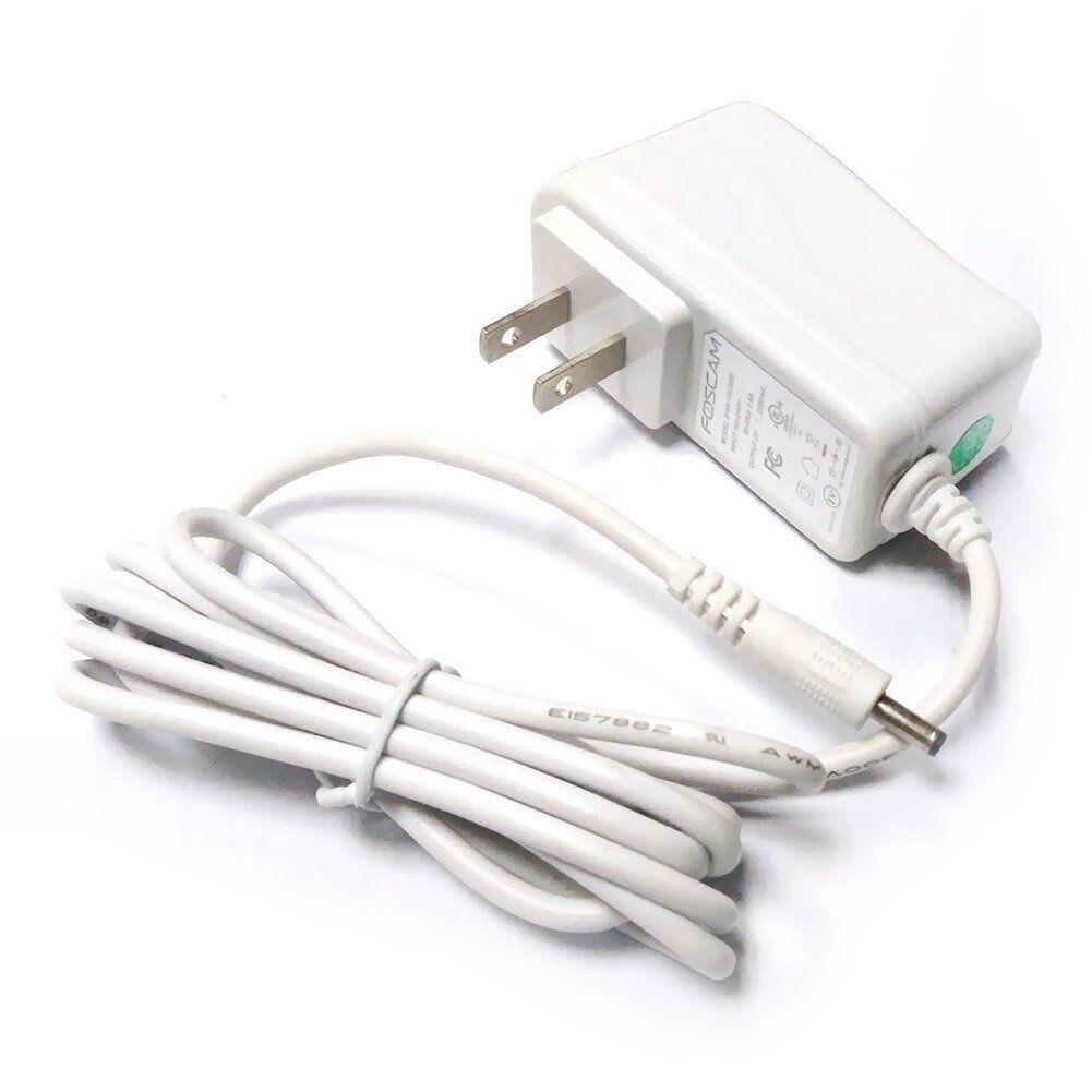 Foscam US Standard DC Power Supply 5V - White