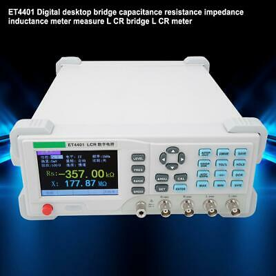 Lcr Digital Bridge Meter Resistance Impedance Inductance Tester 100-2000 Mv