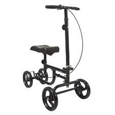 Newest ELENKER Economy Knee Walker Steerable Medical Scooter Crutch Alternative