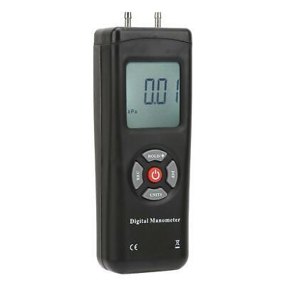 Tl100 Pressure Gauge Gas Pressure Tester Manometer Digital Air Pressure Meter