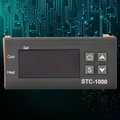 Ac 110v-220v Stc-1000 Digital Temperature Controller Thermostat W Sensor