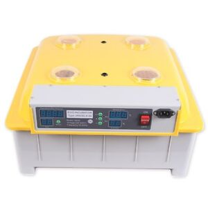 48 EGG INCUBATOR JANOEL DIGIITAL AUTOMATIC TURNER HATCHER BRAND NEW i