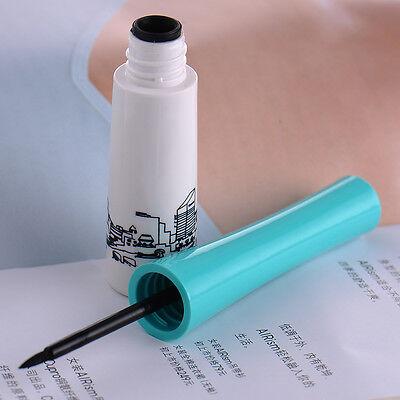 Mode Damen Eyliner Liquid Liner Wasserdicht Make UP Kosmetik Liner Schwarz Neu