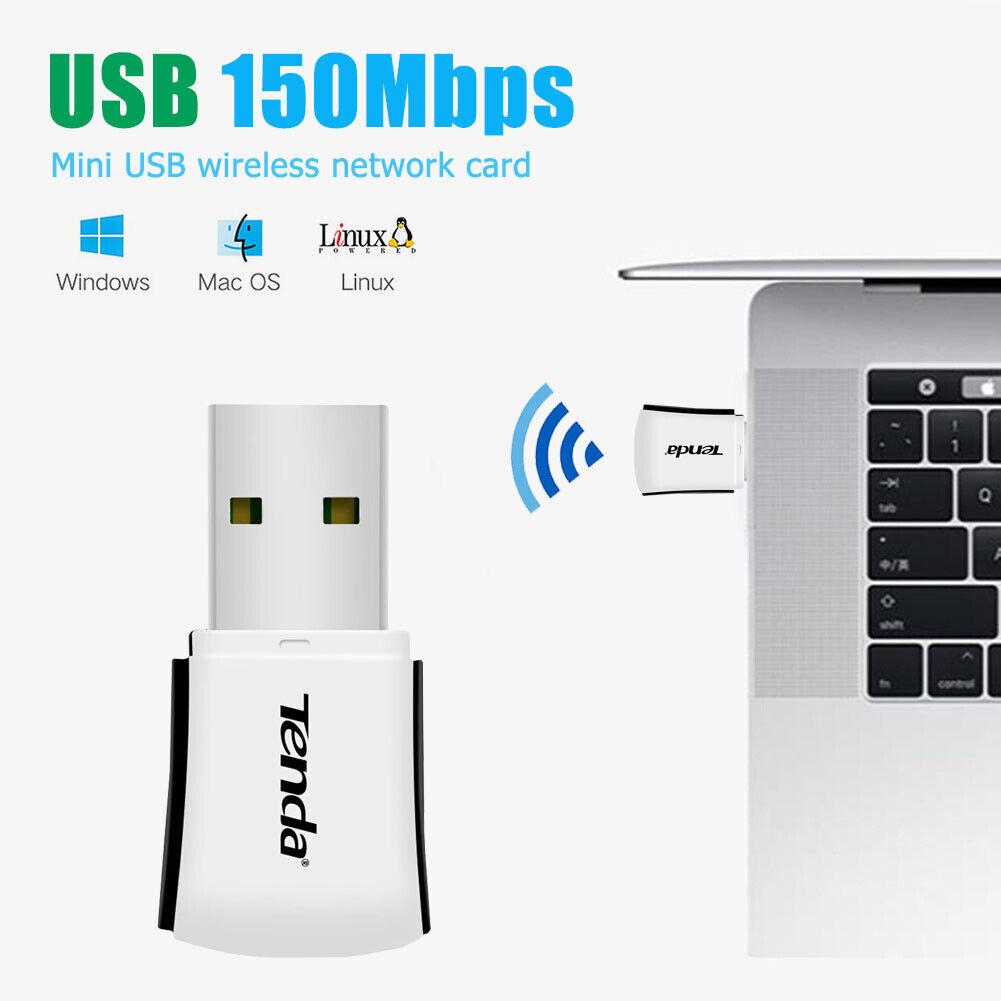Tenda W311M 150Mbps Mini Wireless USB WiFi Network Card Adap