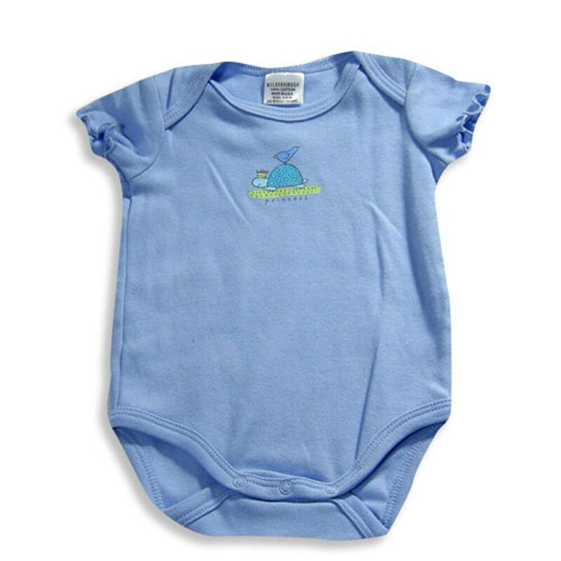 Mulberribush - Baby Infant Newborn Girls or Boys Short Sleeve One Piece