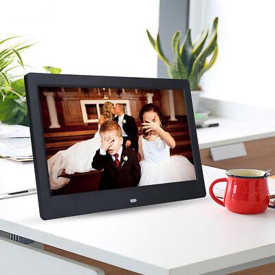 10'' HD LED Digital Photo Frame Picture Album Clock Calendar MP3/4 Movie Player