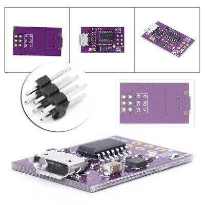 Micro Usb Tiny Avr Isp 5v Attiny44 Usbtinyisp Programmer Module For Arduino