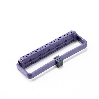Dental Bur Endo Files Holder Autoclave Disinfection Case Box 22holes Easyinsmile