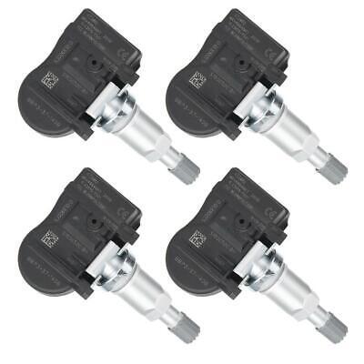 4x Rdks TPM pneus Capteurs de pression métal vanne pour MAZDA 2 3 5 6 cx3 cx5 FIAT 124