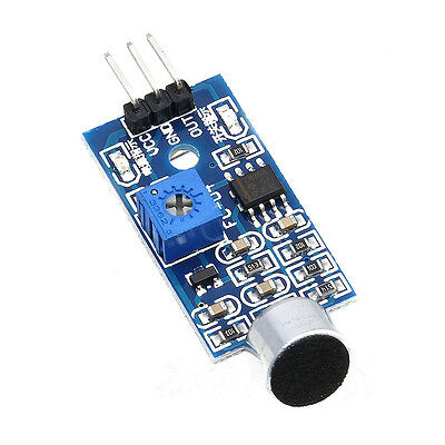 Microphone Sensor High Sensitivity Sound Detection Module For Arduino Ky