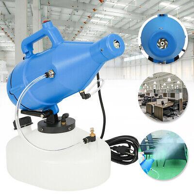 4.5l Electric Handheld Ulv Cold Fogger Sprayer Machine Us Plug 1200w 110v