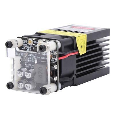 Xsb05 5w Blue Laser Module Ttlpwm Modulation Power Adapter For Laser Engraver