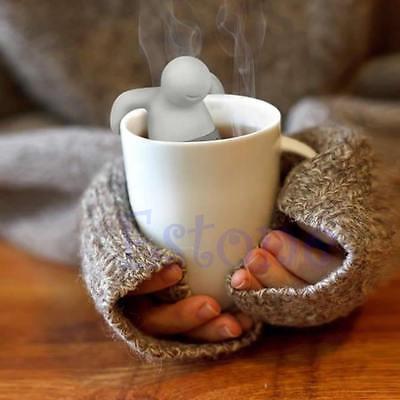 New Silicone Tea Infuser Loose Tea Leaf ...
