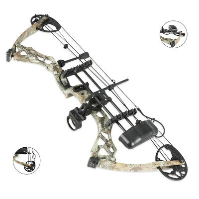 Archery Compound Bow 30-70lbs 310fps Right Hand Outdoor Hunting Shooting