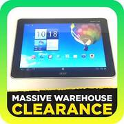 Acer Iconia Android Tablet 32GB Black A510 Tullamarine Hume Area Preview