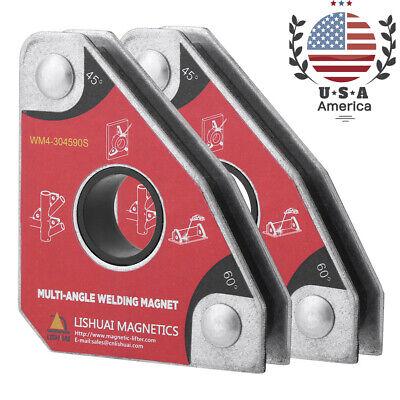 2pcs Multi-angle 30604590 Adjustable Welding Magnets Holders Soldering Tools