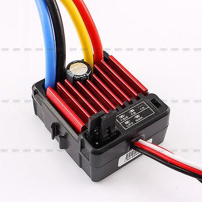 Wasserdicht Brushed Elektronisch Drehzahlregler Hobbywing QuicRun 1060 für RC DE