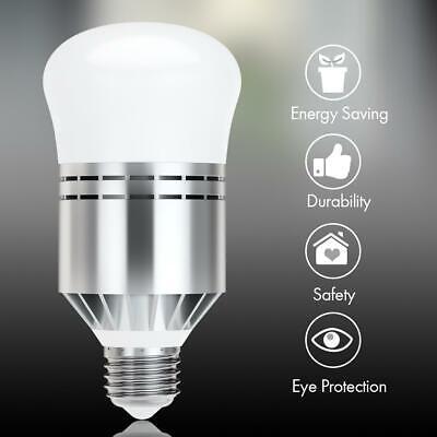 12W Dusk to Dawn Porch Light Bulb Smart LED Bulbs Photo Sensor LED Bulb