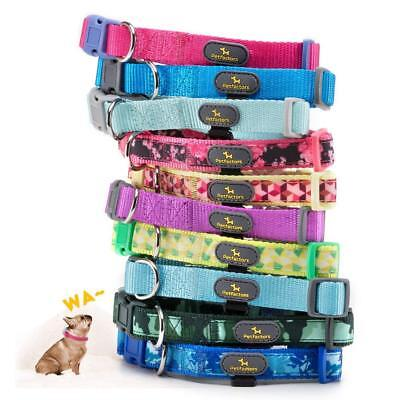 Adjustable Pets Dog Supplies Collar Durable Waterproof Collar Necklace Universal (Dog Collars Supplies)