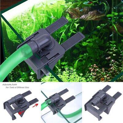 1PC PVC Aquarium Tank Water Pipe Clamp Hose Tube Rod Fixing