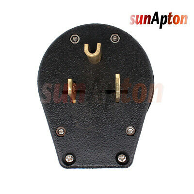 Nema 6-30p 6-50p Welder Plug 50 Amp Male 208 220 250 Volt 220v Welder Dryer New