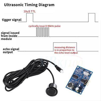 Ultrasonic Module Distance Measuring Transducer Sensor Waterproof F Arduino 5v