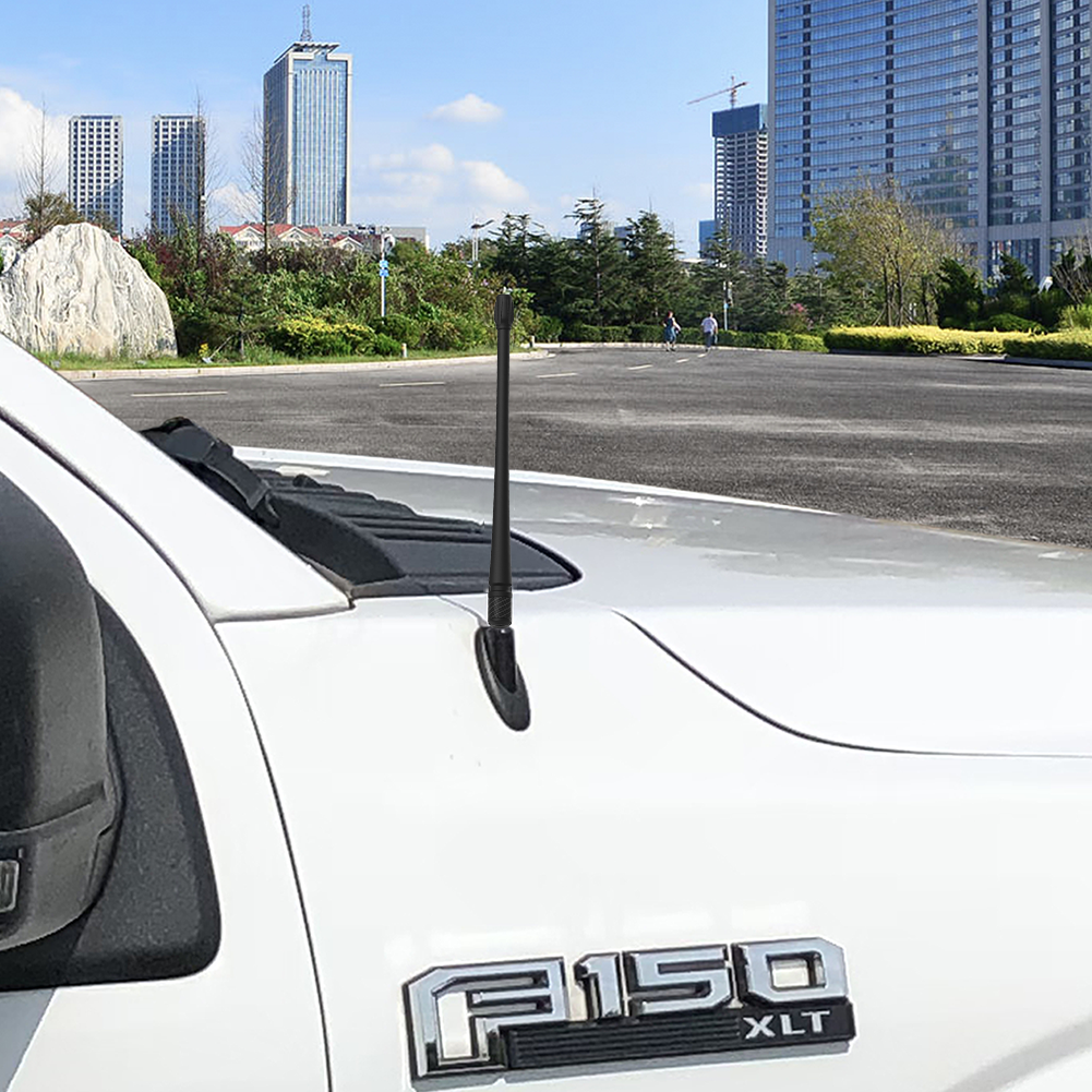 как выглядит Rydonair 9 inches Antenna Compatible with Ford F150 / F-150 Raptor 2009-2021 фото