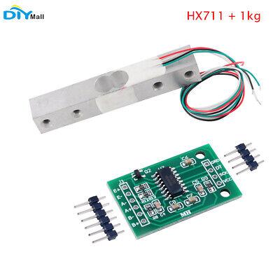 Diymall 1kg Scale Load Cell Weight Sensorhx711 Weighing Sensor 24bit Ad Module