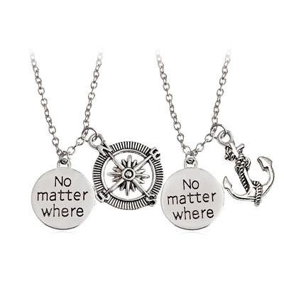 2pc Necklace Set