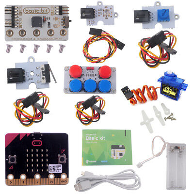 For Bbc Microbit Microbit Basicbit Diy Basic Learning Kit 9g Micro Servo Motor