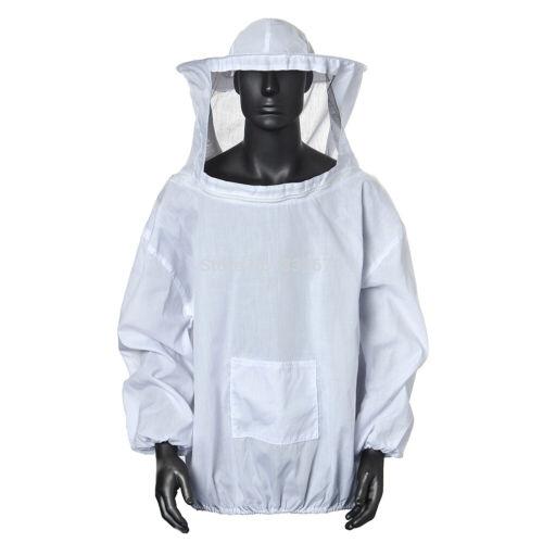 Beekeeping Bienenklage Imkerbekleidung Imker Imkerei Schutzkleidung Weiß DE Neu