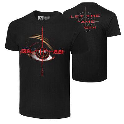 "Triple H ""Cerebral Assassin"" Retro T-Shirt"